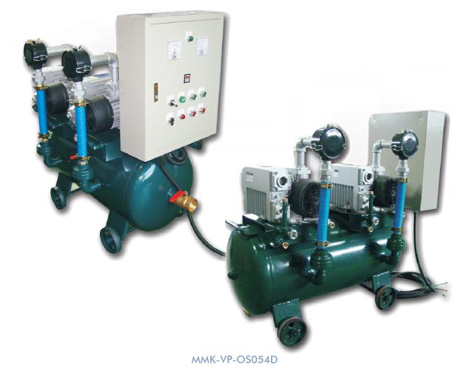 Medical Vacuum Pump System Medical Vacuum Pump System