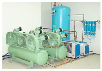 Medical Air Compressor System Medimaxkorea Co Ltd